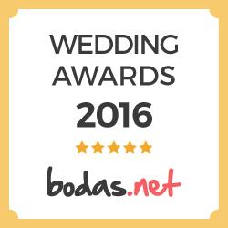 Flores para Siempre - Lucía Cano, ganador Wedding Awards 2016 bodas.net