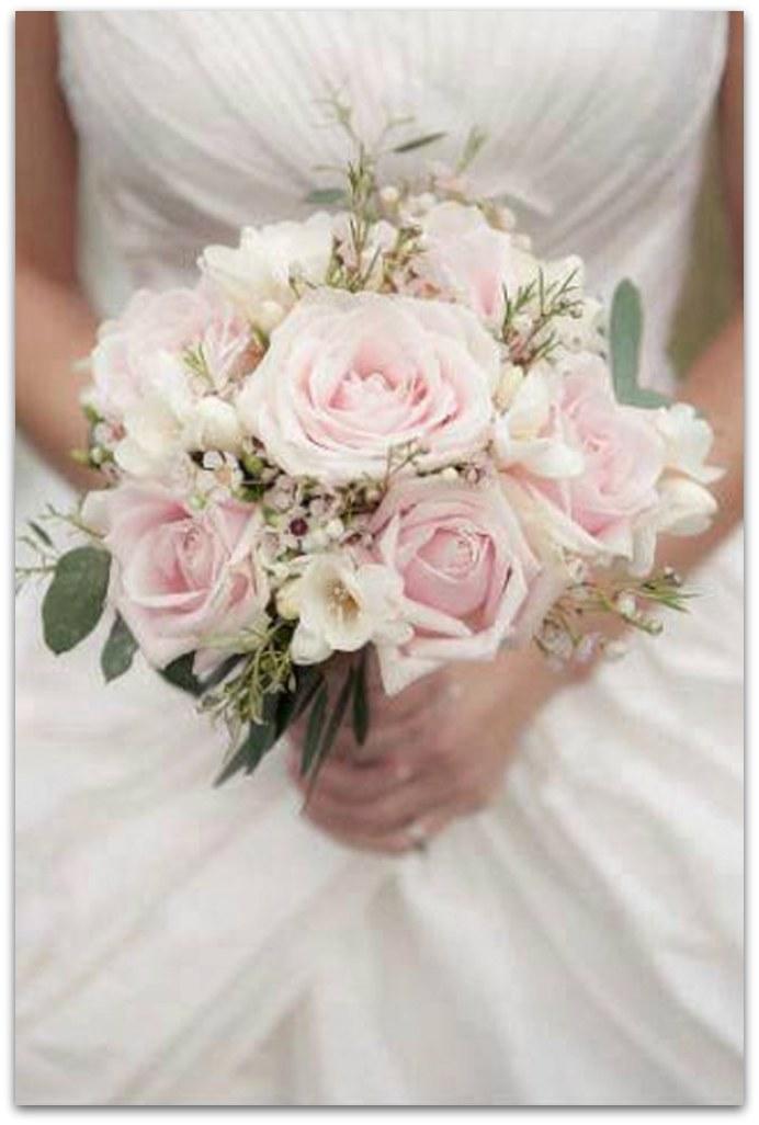los 18 ramos de novia de rosas más originales y románticos – flores